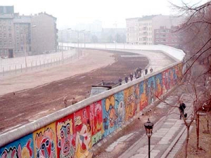 west side Berlin wall