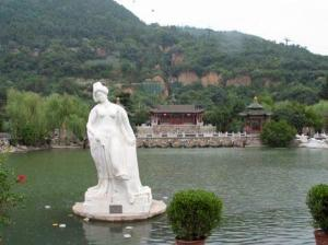 Huaqing Hot Spring