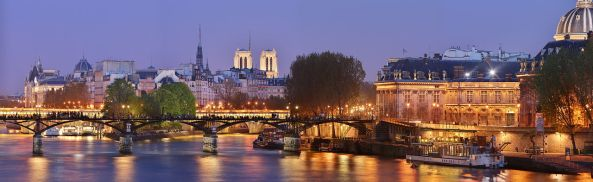 Pont-des-Arts-night