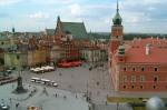 Warsaw Royal Castle Square