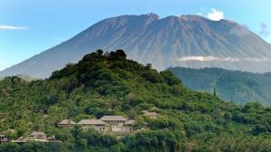 mount agung agung in Bali