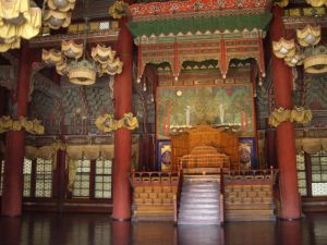 InjeInjeongjeon of Changdeokgung Palace