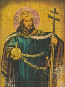 St Stephen of Hungary