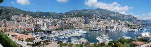 Monaco Panoramic View