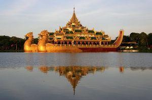 Myanmar-Karaweik-Palace