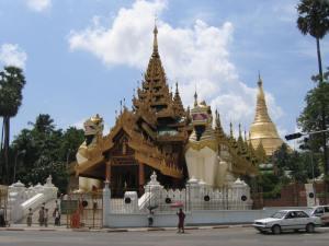 Myanmar-Southern Gate