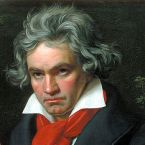 Portrait of Beethoven-resize