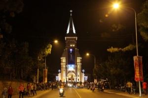 Christmas in Dalat, Vietnam