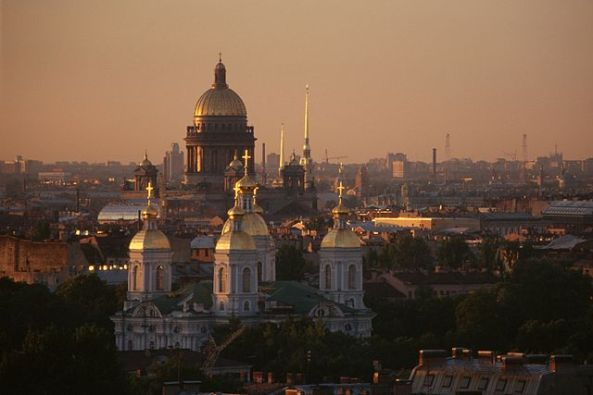 Petersburg Nikolskiyl