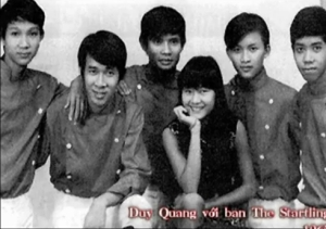 Duy Quang & The Startling Band - Vietnam