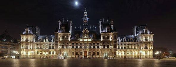 L'hôtel de Ville - Paris