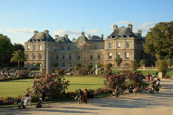 Paris-Palais-Luxembourg