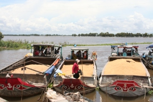 Boats - S Vietnam