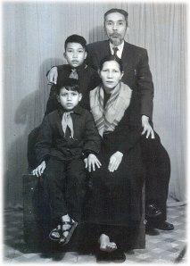 Gia Đình cụ Phan Khôi
