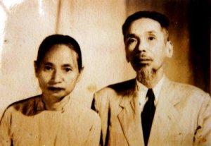 Mr and Mrs Phan Khoi