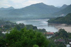 Phou si - Mekong River