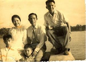 Ho Dzenh family