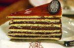 Hungarian Dobos Cake