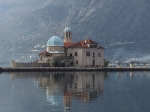 Our Lady of the Rocks - Kotor Bay