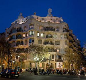 Barcelona - Casa Milà