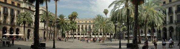 Barcelona-Plaça Reial