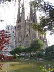 Barcelona - Sagrada Familia - AVTravel