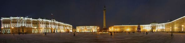 St Petersburg-PalaceSquareNight