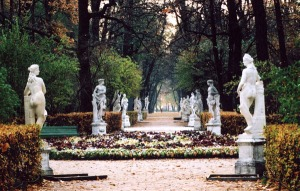 St Petersburg_summer garden