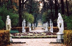 St Petersburg_summer garden