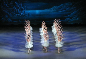 The Valse des cygnes from Act II