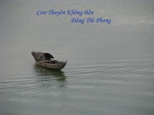 Con Thuyen Khong Ben - Dang The Phong