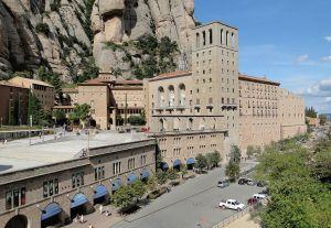 Abbey of Montserrat, Spain