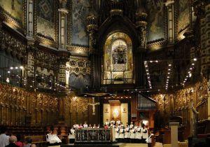 Santa Maria Basilica, Montserrat