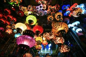 Lantern Shop -  Grand Bazaar, Istanbul